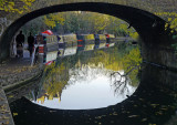 Along Regent's Canal...in the Autumn...