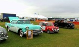 CLASSIC CAR DISPLAY  . 1