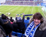 ME IN THE WEST STAND