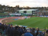 WITHDEAN - THE PREVIOUS TEMPORARY HOME . 1