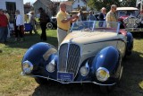 1937 Delahaye 135M Roadster by Figoni & Falaschi, owned by Malcolm Pray, Greenwich, CT (6646)