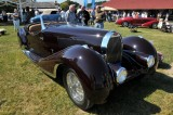 1937 Bugatti Type 57-C Roadster by Van Vooren, owned by Malcolm Pray, Greenwich, CT (6659)