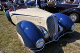 1937 Delahaye 135M Roadster by Figoni & Falaschi, owned by Malcolm Pray, Greenwich, CT (6665)