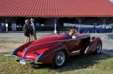 1935 Amilcar Pegase Grand Prix Roadster by Figoni, owned by Malcolm Pray, Greenwich, CT (7298)