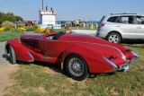 1935 Amilcar Pegase Grand Prix Roadster by Figoni, owned by Malcolm Pray, Greenwich, CT (7302)