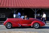1935 Amilcar Pegase Grand Prix Roadster by Figoni, owned by Malcolm Pray, Greenwich, CT (7305)