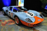 Amelia Island Concours d'Elegance: Ford GT40 Seminar -- March 2013
