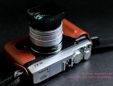 Fuji XE-1 with the Leica 35 mm f/2