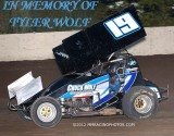 10-27-12 Calistoga Speedway 75th Anniversary: $15,000 to win 360 winged Sprint car's