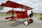 Baron Von Richthoven's Fokker DR-1