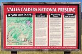 Car trip into the Valles Caldera National Preserve 8/26/2006