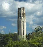 NANCY BROWN PEACE CARILLON TOWER