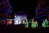Upper Canada Village Lights