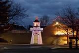 Lights at Upper Canada Village