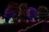 Tree Lights, Upper Canada Village