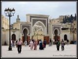 life inside the Fes medina