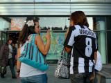 Girls in Turin