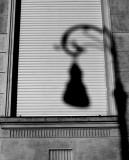 Shadow in street