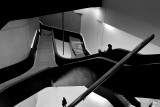 Shadow at Museum Maxxi
