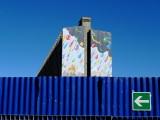 Urban-scape with Graffiti