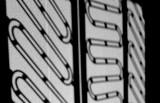 Straight lines  B&W  Round lines