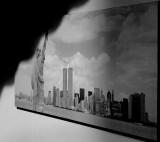 Old skyline of New York