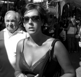 Girls of South Italy in B&W