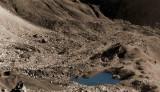 Traces d'un ancien glacier du Pic d'Ossau