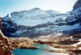 2001 : Mont-Perdu et Lac Glacé vus de la Brèche de Tuquerouye