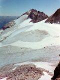 Pic d'Aneto et son glacier principal