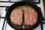 Ergonomic hamburger