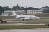 Cessna Citation Excel (N118ST)