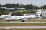 Cessna Citation Bravo (N100RJ)