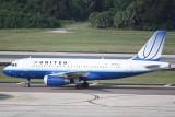 Airbus A319 (N841UA)