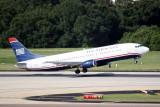 Boeing 737-400 (N438US)