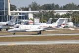 Learjet 35 (N710GS)