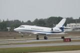 Dassualt Falcon 2000EX (N909MM)