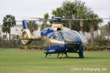 Eurocopter EC135 (N911EF)