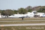 Beechcraft Beechjet (N400VK)