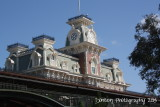 Main Street USA Train Station