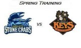 Spring Training: Charlotte Stone Crabs at Frederick Keys (3/14/13)