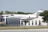 Raytheon Hawker 800 (N829LX)
