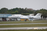 Learjet 35 (N989AL)