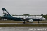 Airbus A319 (N709UW) Philadelphia Eagles