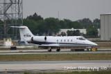 Learjet 55 (N178AM)