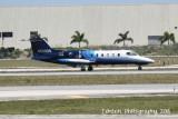 Learjet 35 (N565GG)