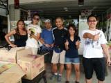 Relief goods