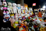 Night market in Tagum