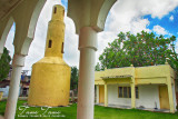 The oldest mosque in the Philippines in Simunul Island