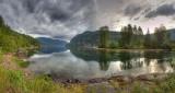 Views of West Kootenay, BC